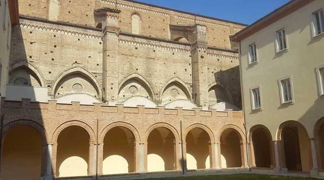 L'ex convento del Carmine