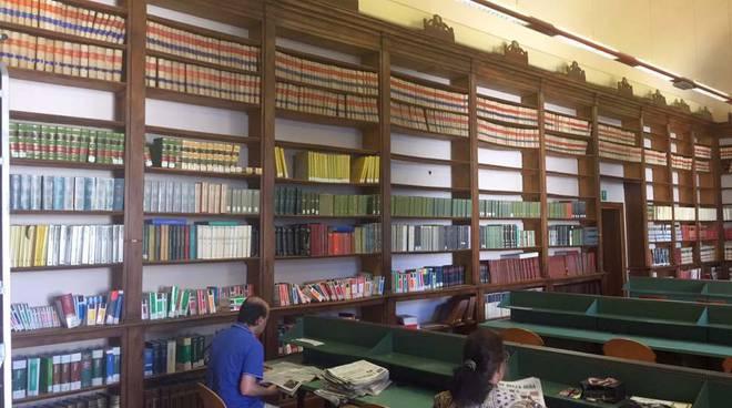 La biblioteca Passerini - Landi
