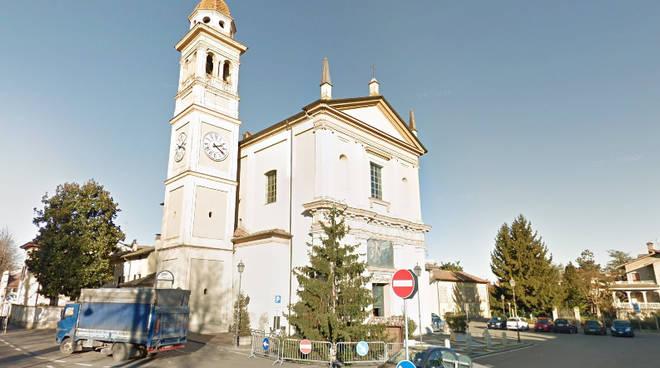 La chiesa di Gragnano
