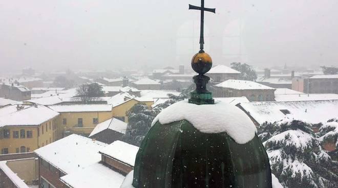 La nevicata del 3 marzo