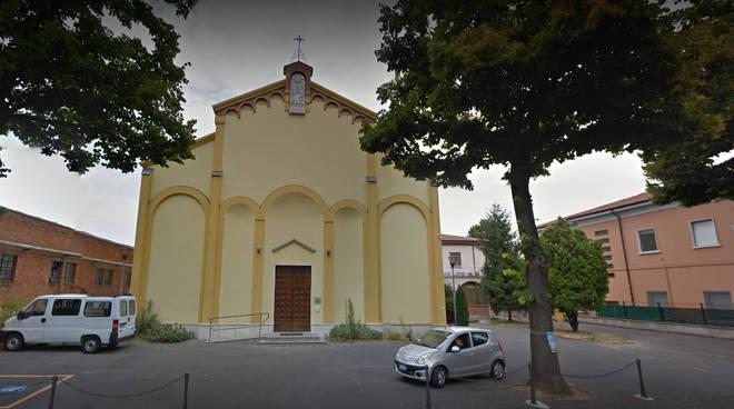 La parrocchia di Borgotrebbia
