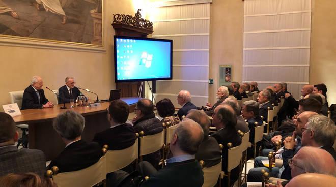 La presentazione a Palazzo Galli