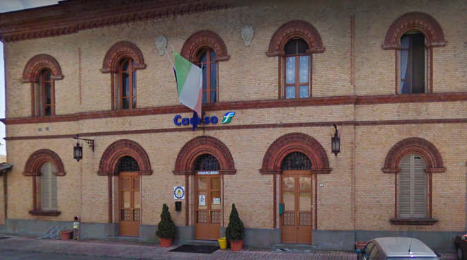 La stazione di Caorso