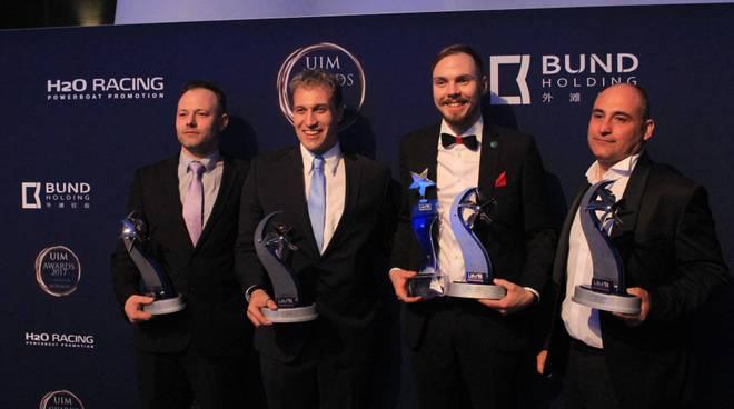 Le immagini della premiazione