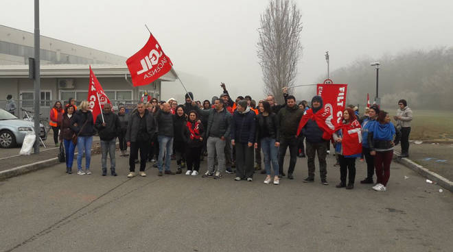 Le proteste dei lavoratori