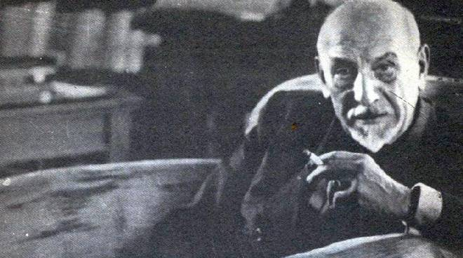 Luigi Pirandello (wikimedia)