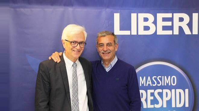 Mauro Monti e Massimo Trespidi