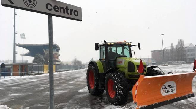 Mercoledì Arriva La Neve Forse è La Volta Buona Piacenzaserait