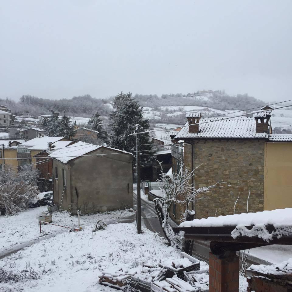 neve a Gropparello
