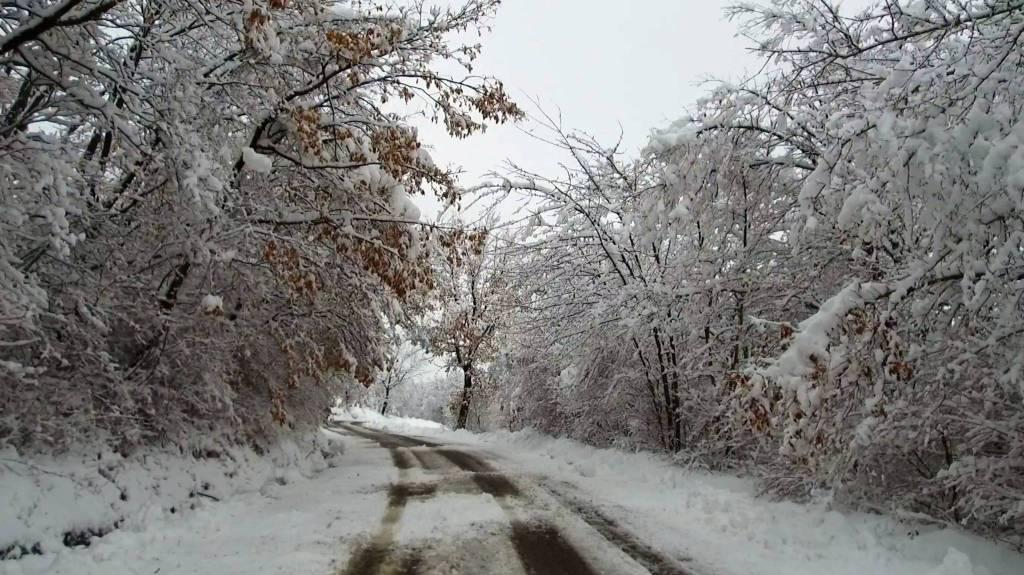 Neve a Morfasso