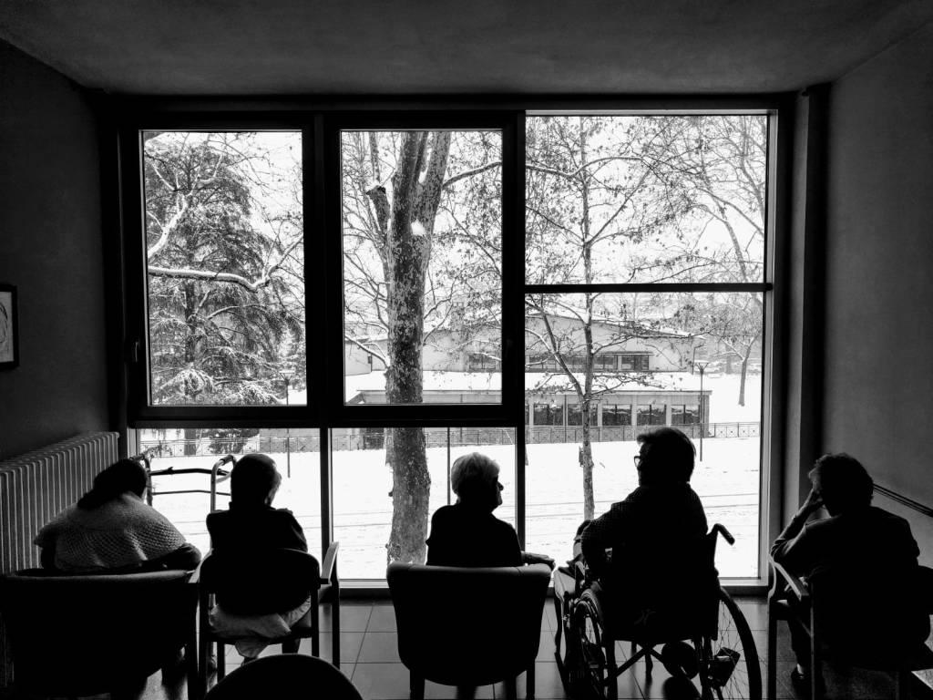 neve anziani