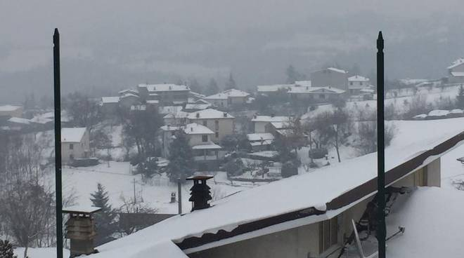 neve primo marzo 2018