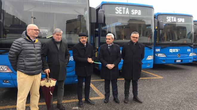 nuovi bus Seta