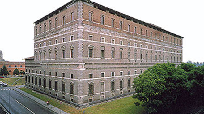 Palazzo Farnese Piacenza