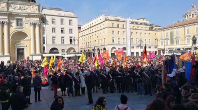 Parma contro le mafie