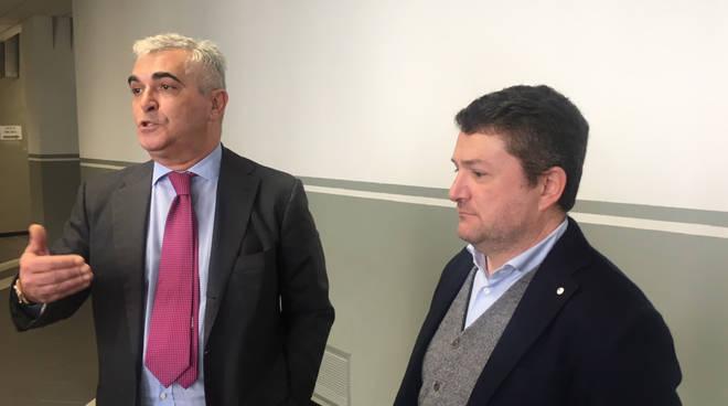 Roberto Pighi e Paolo Garetti