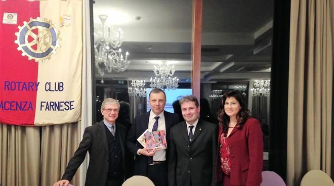 Rotary Farnese incontra i rappresentanti di Ematologia