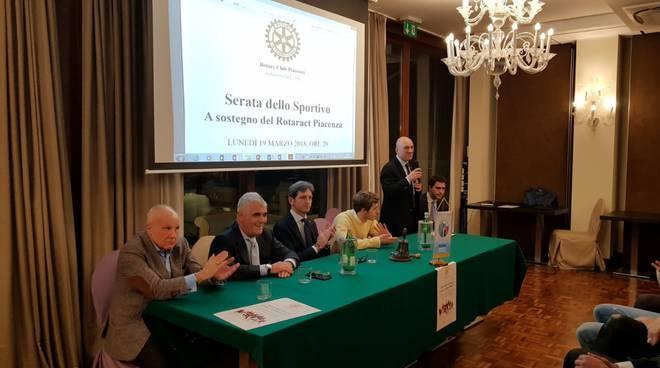 Rotary Piacenza - Serata dello Sportivo