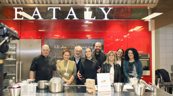 Showcooking Eataly Piacenza