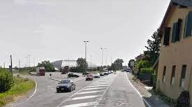 strada Caorsana