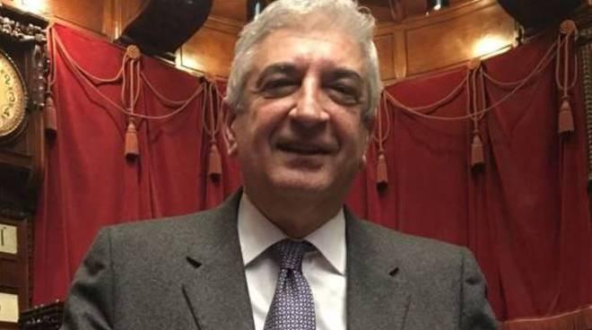 Tommaso Foti in Parlamento