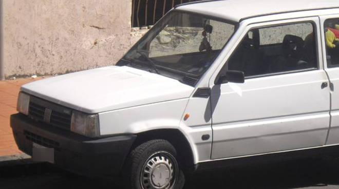 Una Fiat Panda