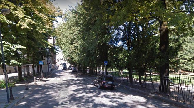 Via Alberoni