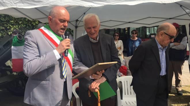 A Gossolengo la premiazione di Renato Cravedi