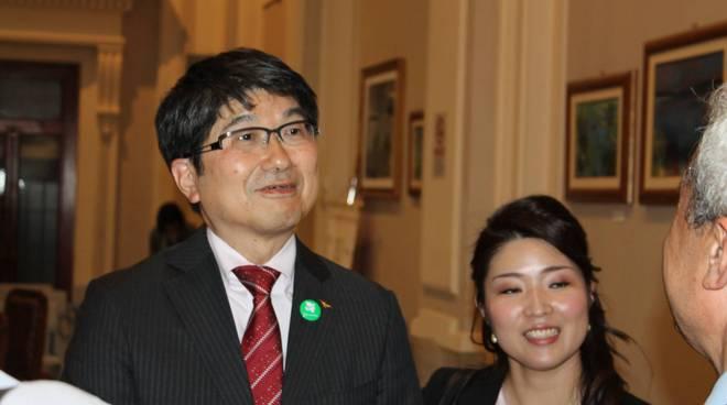A Piacenza il sindaco di Nagasaki