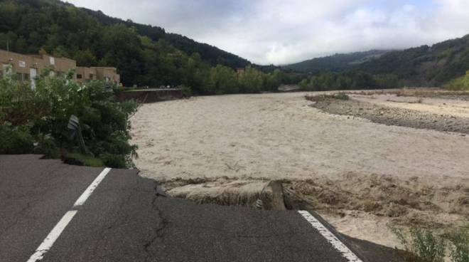 Alluvione a Piacenza