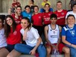 Atletica 5 Cerchi: Elisa Rinaldi supera la fettuccia dei 12 m nel salto triplo a Mariano Comense