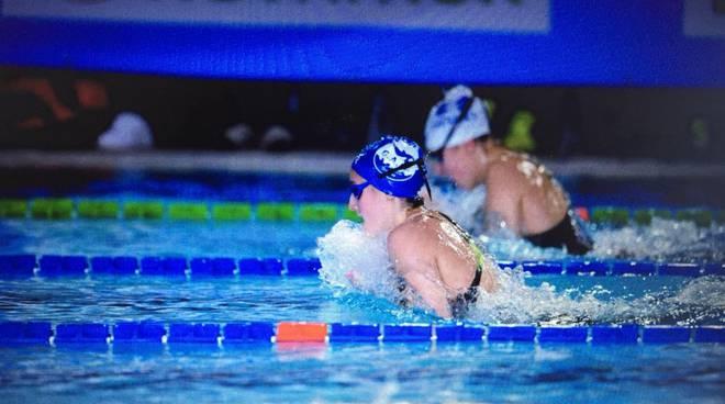 Matilde Zucchini ai Campionati Italiani Assoluti di Nuoto UnipolSai