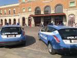 controlli polizia in stazione
