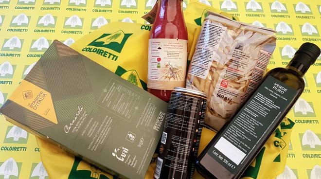 Etichetta prodotti alimentari