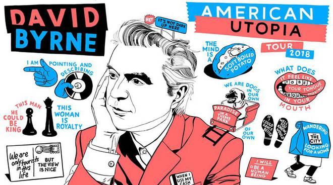 Il disco di David Byrne