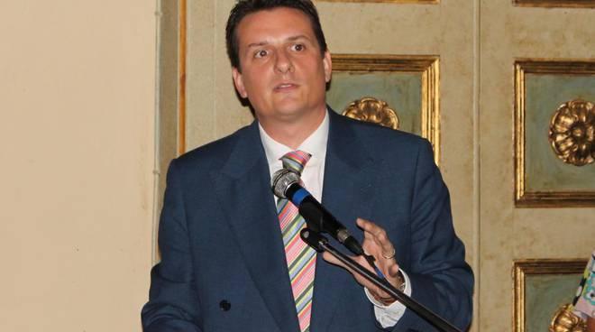 Il presidente Cna Rivaroli