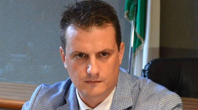 il Presidente provinciale della CNA, Giovanni Rivaroli