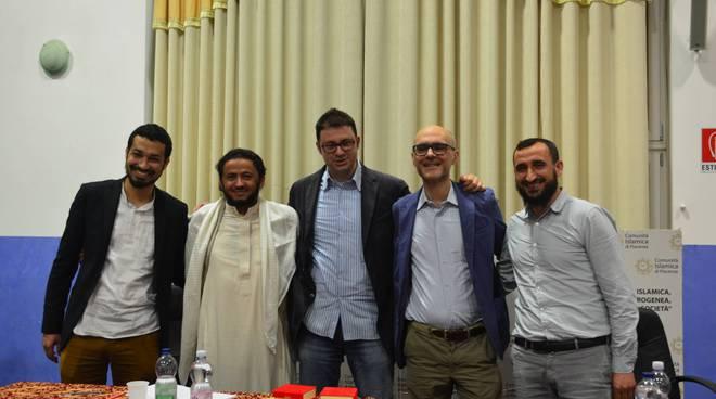 Incontro alla comunità islamica