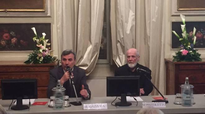 Incontro con Michelangelo Pistoletto in Fondazione
