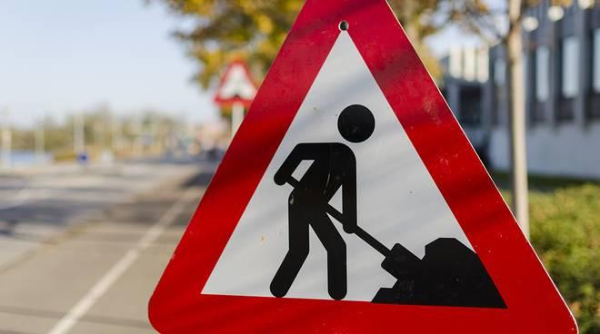 Interventi stradali, lavori in corso