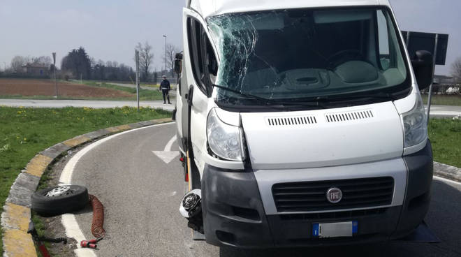 L'incidente a San Bonico