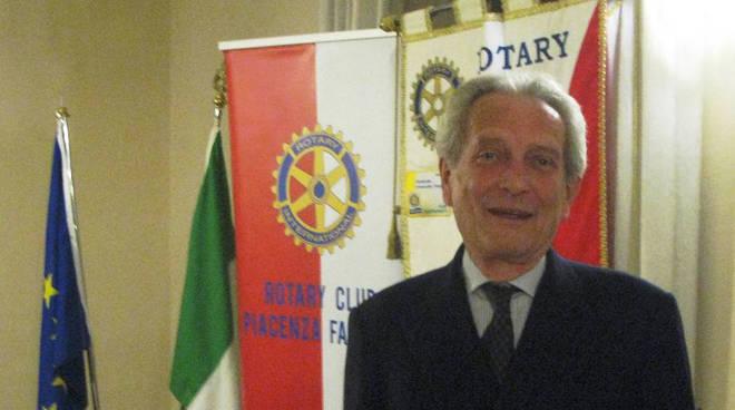 L'incontro con l'ambasciatore Giorgi