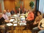 L'incontro in Regione sulla riforma della polizia locale