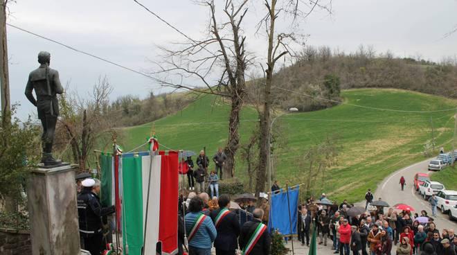 La commemorazione a Monticello