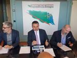 La conferenza stampa di presentazione in Regione