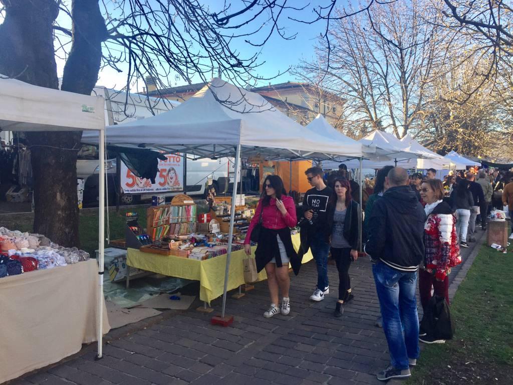 La Fiera dell'Angelo a Borgonovo Val Tidone 2018