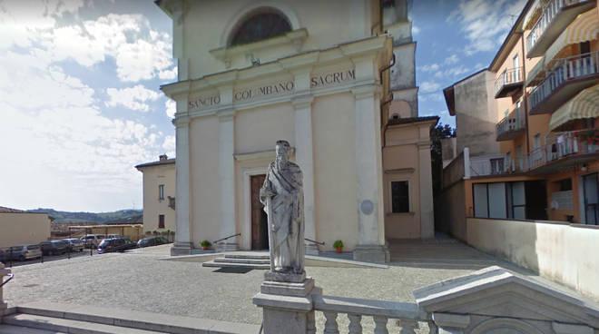 La parrocchia di Vernasca