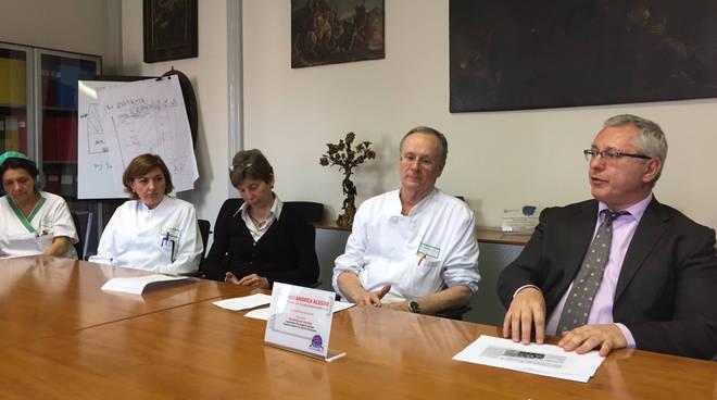 La presentazione del progetto di Oncologia Territoriale