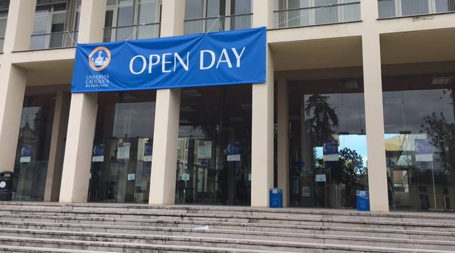 Open Day all'Università Cattolica