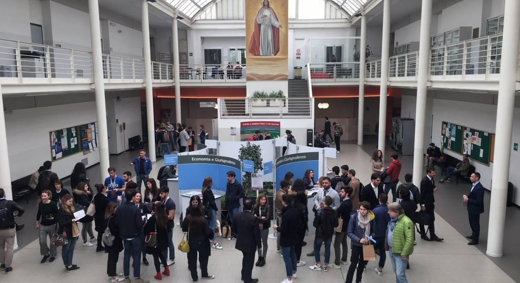 Open Day all'Università Cattolica